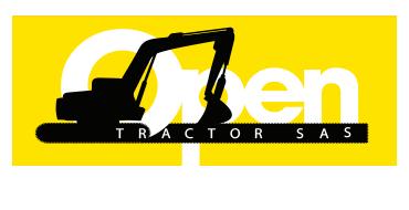 Open tractor